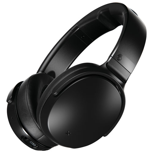 Skullcandy Venue Over- Ear Noise Cancelling Bluetooth Headphones - Black