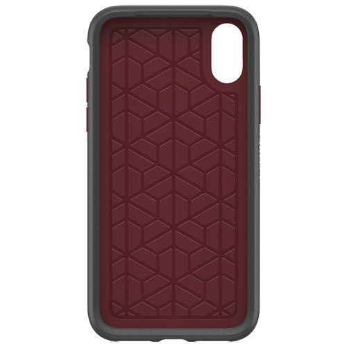 pretty nice 5234e 33d87 OtterBox Symmetry Fitted Hard Shell Case for iPhone X/XS - Fine Port