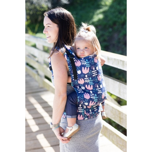89c34bc7db8d Tula Standard Carrier - Twilight Tulip   Baby Carriers - Best Buy Canada