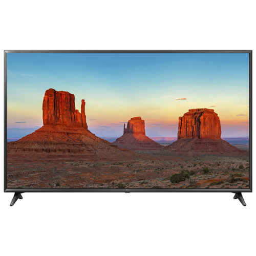 "LG 65"" 4K UHD HDR LED webOS 4.0 Smart TV (65UK6090)"