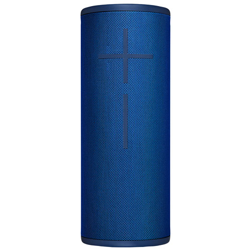 Ultimate Ears MEGABOOM 3 Waterproof Bluetooth Wireless Speaker - Blue - Only at Best Buy