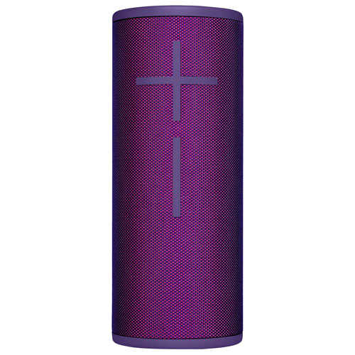 Ultimate Ears BOOM 3 Waterproof Bluetooth Wireless Speaker - Ultraviolet - Only at Best Buy