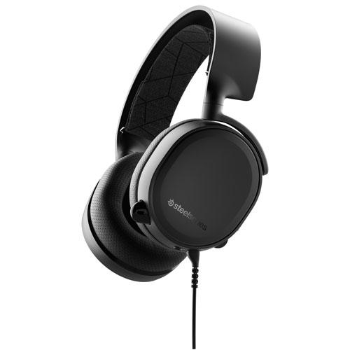 SteelSeries Arctis 3 All-Platform Gaming Headset - Black