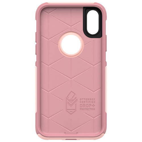 hot sale online dc7e8 48b62 OtterBox Commuter Fitted Hard Shell Case for iPhone X/XS - Ballet Way