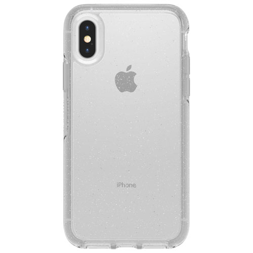 official photos 2cf95 bcb50 OtterBox Symmetry Fitted Hard Shell Case for iPhone X/XS - Stardust