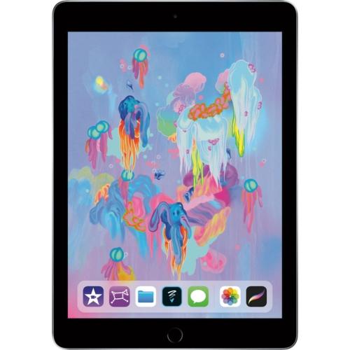 Apple Ipad 9 7 Inch 6th Gen 2018 Wi Fi 128gb Space Gray Certified Refurbished Best Buy Canada