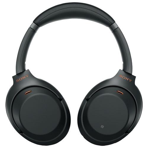 Casque Découte à Suppression Du Bruit De Sony Wh1000xm3b Noir