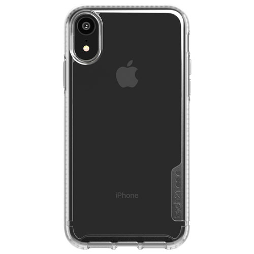 timeless design f09a2 74439 Tech 21 Pure Clear Fitted Hard Shell Case for iPhone XR - Clear