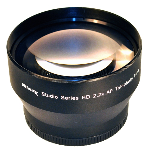 Ultimaxx 22x 52mm Af Professional Telephoto Hd Lens For All Dslr