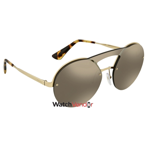 72aeb239eab Prada Pale Gold Ladies Sunglasses PR 65TS ZVNODW 36   Sunglasses - Best Buy  Canada