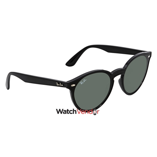9af86d73d0 Ray Ban Blaze Green Classic Round Sunglasses RB4380N 601 71 37   Sunglasses  - Best Buy Canada