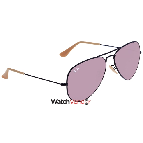 4a42571f81d ... spain ray ban evolve purple photocromic aviator sunglasses rb3025  9066z0 58 sunglasses best buy canada b05fd