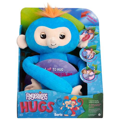 WowWee Fingerlings HUGS Monkey Boris | Best Buy Canada