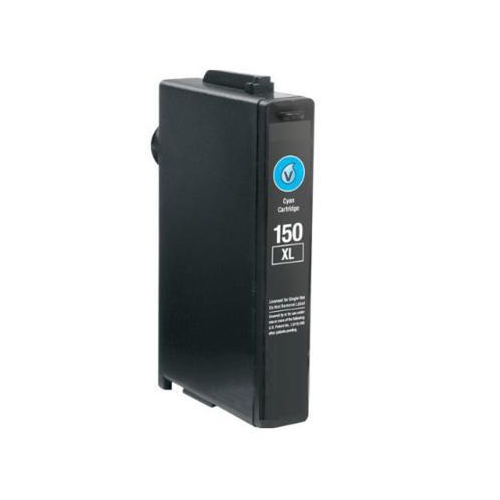 NEW SUPERIOR QUALITY! Lexmark 150XL Cyan Compatible Inkjet Cartridge - FREE SHIPPING OVER $50!!
