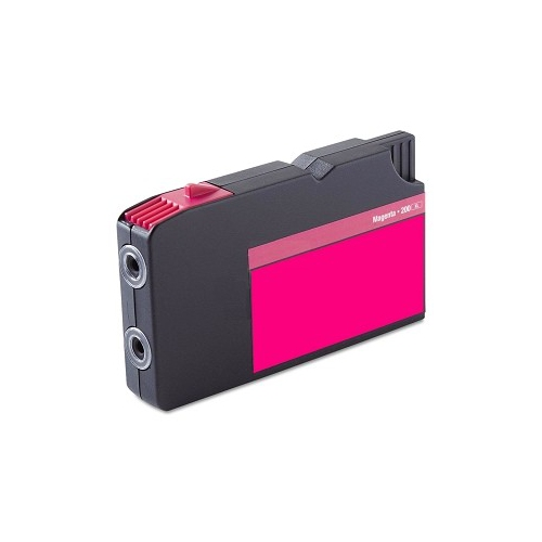 NEW SUPERIOR QUALITY! Lexmark 200XL Magenta Compatible Inkjet Cartridge - FREE SHIPPING OVER $50!!