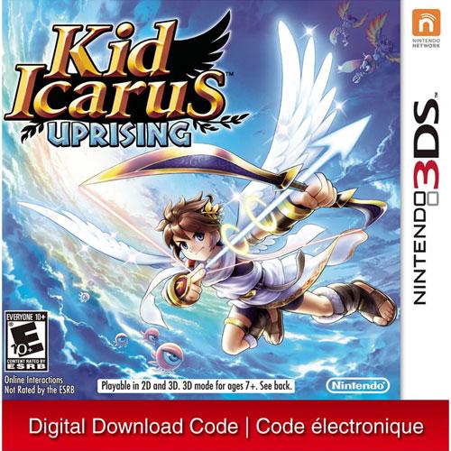 Kid Icarus: Uprising - Digital Download