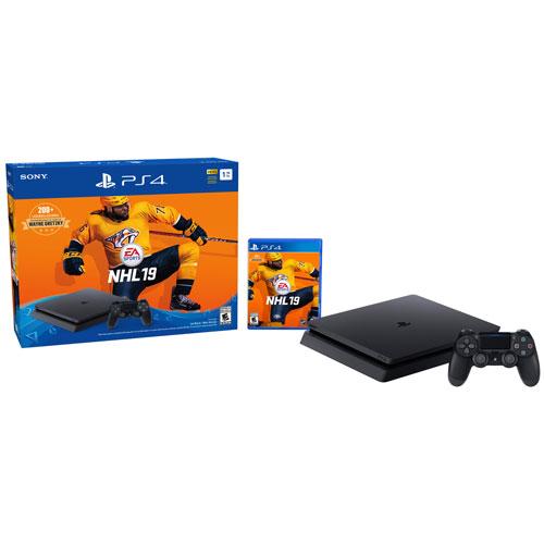 PlayStation 4 1TB NHL 19 Bundle