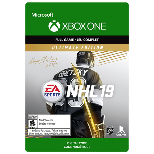 NHL 19 Ultimate Edition - Téléchargement numérique