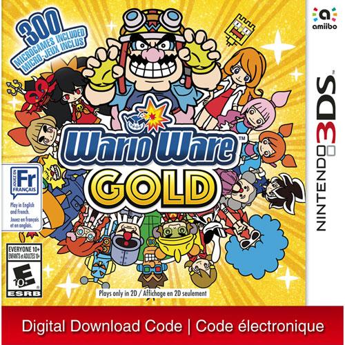 WarioWare Gold - Digital Download