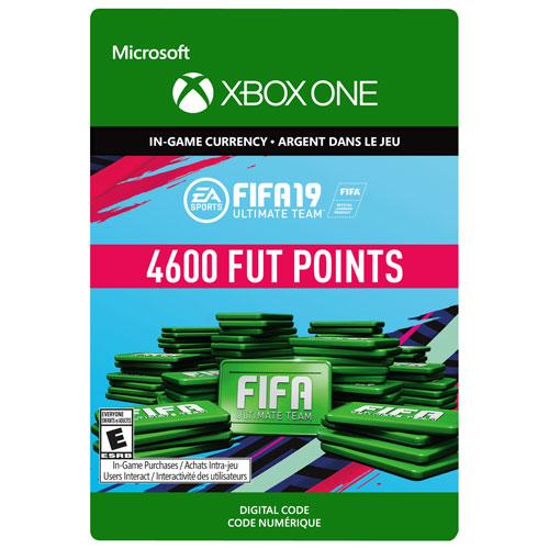 FIFA 19 - 4600 points FIFA Ultimate Team - Téléchargement numérique