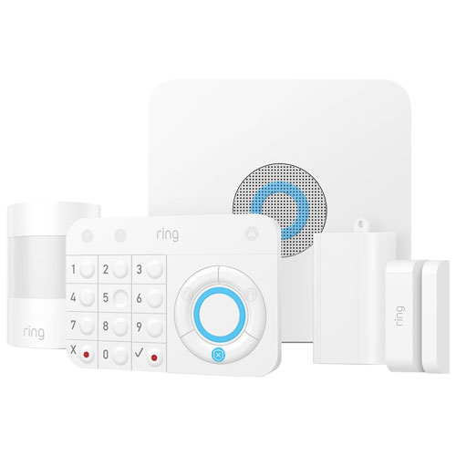 Home Security Kit Canada