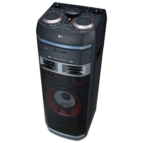 Système de karaoké Bluetooth 1000 W et effets D.J. OK75 de LG - Exclusivité de Best Buy