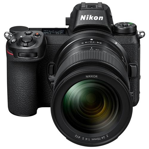 Nikon Z6 Mirrorless Camera with NIKKOR Z 24-70mm Lens Kit