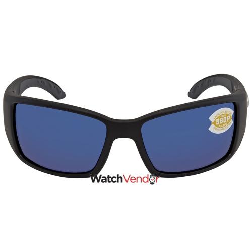 6d6a50039f Costa Del Mar Blackfin Blue Mirror 580P Rectangular Sunglasses BL 11 OBMP    Sunglasses - Best Buy Canada