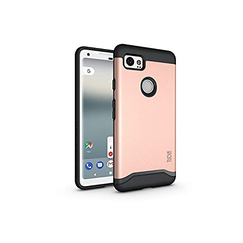 huge selection of d4187 0aded Google Pixel 2 XL Case TUDIA Slim-Fit Heavy Duty [Merge] Extreme Protection  Rugged but Slim Dual Layer Case for Google Pixel