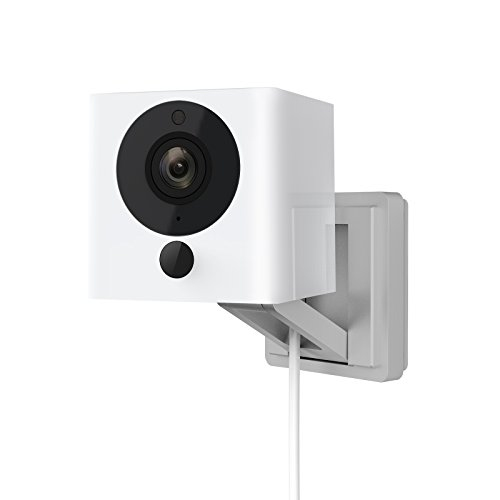 Wyze Cam v2 1080p HD Wireless Smart Home Camera with Night Vision 2-Way  Audio Free Cloud for iOS and Android (US Version)