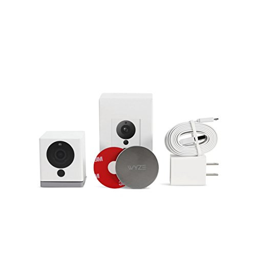 Cam Wyze Camera 1080p Home Smart Indoor Night Vision Pan Hd Wireless 2