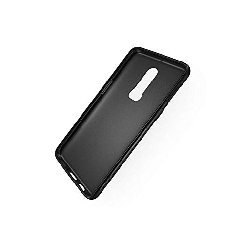 big sale 275cb 9758d OnePlus 6 Case TUDIA Full-Matte Lightweight [Arch S] TPU Bumper Shock  Absorption Cover for OnePlus 6 (Black)
