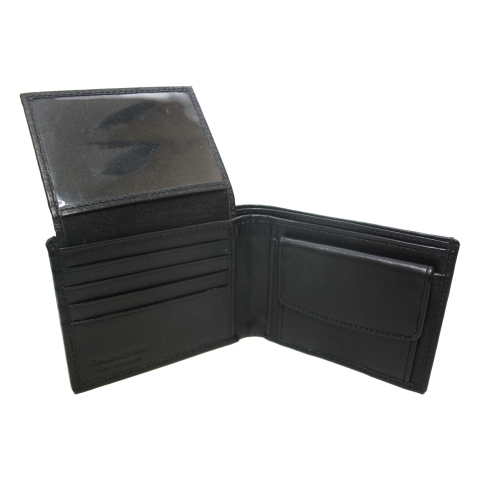 Ashlin Leather Men s Wallet - Black   Wallets - Best Buy Canada b9991a5b1e07