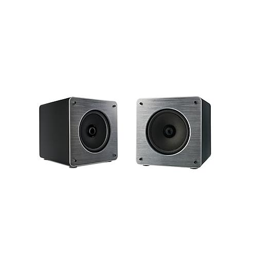 SoundLogic Dual True Wireless Bluetooth Speakers