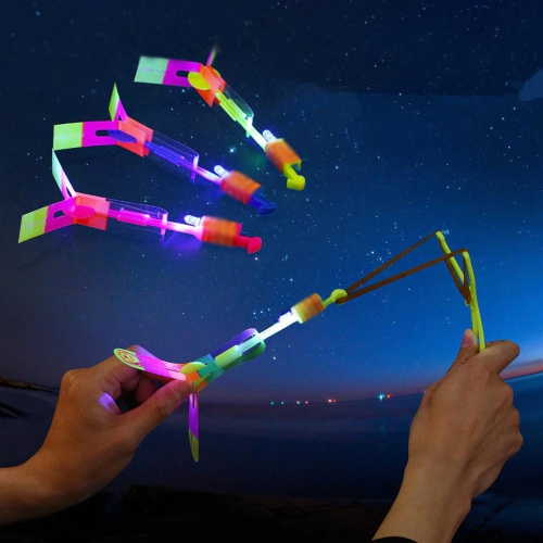 F.S.D 5 Pack Led Helicopter Shooters - Free Shipping | Best Buy Canada