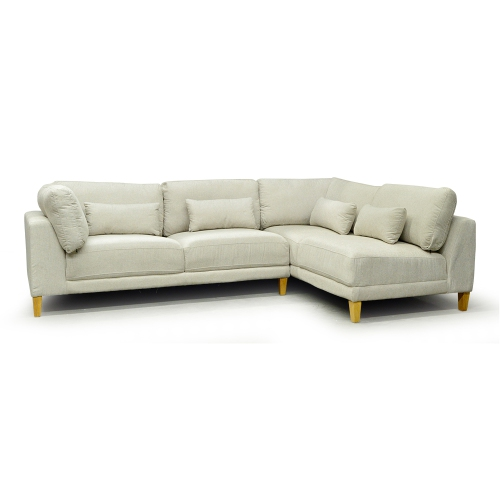 Sectional Sofa Connectors Canada: Modular Adjustable Fabric Sectional Sofa- S7879 : Canapés