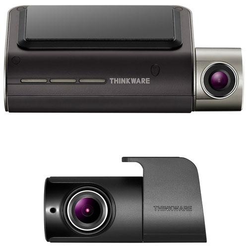 Thinkware Full HD 1080p Dashcam & Rear Camera with Wi-Fi & GPS