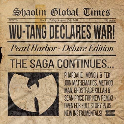PEARL HARBOR LP - WU-TANG LP