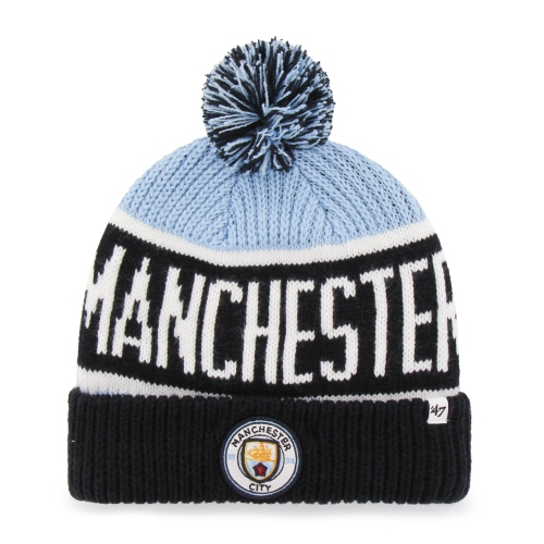 Manchester City F.C. EPL City Cuffed Knit Toque   Hats - Best Buy Canada 8c852ba295d