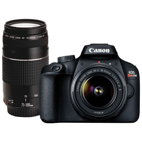 Canon: DSLR & Mirrorless Cameras, Printers, Lenses & Ink