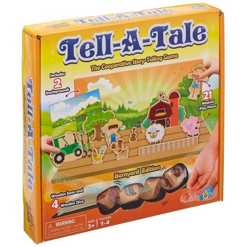 Getta 1 Games - GT-4146 | Tell-A-Tale: Barnyard Edition