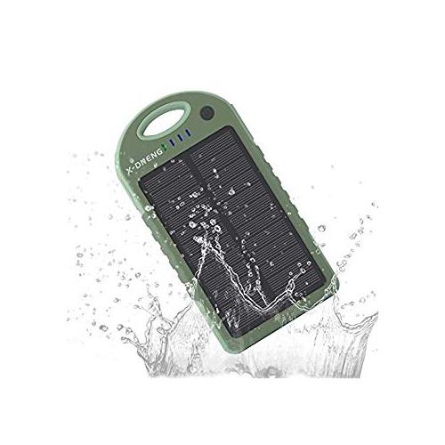 X-DNENG Solar Charger12000mAh Solar Power Bank Dual USB Solar Battery  Charger External Battery PackSolar Phone Charger Power   Power Banks - Best  Buy Canada bd0ec16e5417