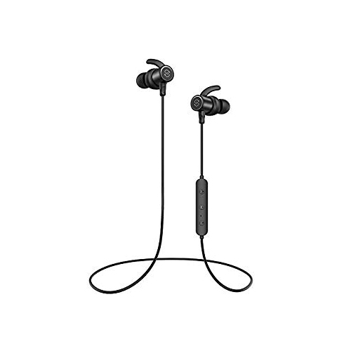 SoundPEATS Bluetooth Headphones Magnetic in-Ear Wireless Earbuds 4.1 Stereo Bluetooth Earphones for Sports Running with Mic (8