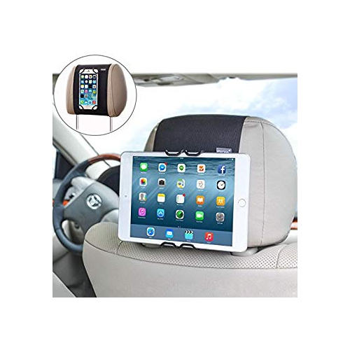 Wanpool Universal Car Headrest Mount Holder For Cell Phones And Tablets Iphone 6 6s 7 Plus Huawei Mate 9 Samsung Phones Best Buy Canada