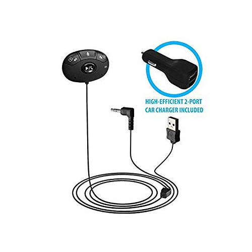 Bluetooth Car Kit: Speakerphone & Receiver | Best Buy Canada
