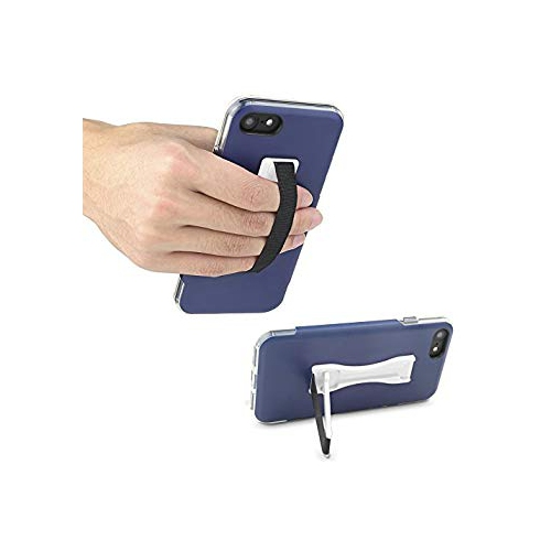 Gear Beast Cell Phone Grip Stand Universal Phone Strap Finger Holder with  Pop Out Kickstand for Men and Women Ultra Slim Poc - Online Only cf1b774bc0