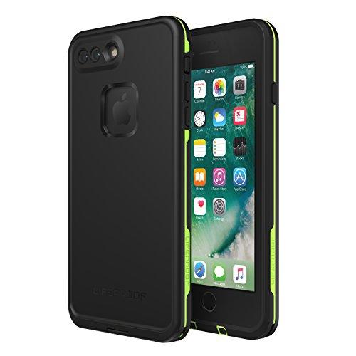 Lifeproof Frē Series Waterproof Case For Iphone 8 Plus 7 Plus Only Retail Packaging Night Lite Black Lime Best Buy Canada