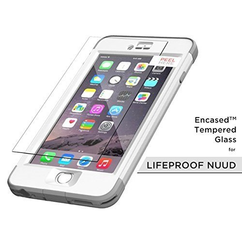 Encased Tempered Glass Screen Protector for Lifeproof Nuud Case - iPhone 5  5s (case not Included)   iPhone 5 6536ae7dcc21
