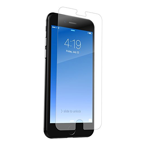new products 7a529 e0a54 ZAGG InvisibleShield HDX Screen Protector for Apple iPhone 7 Plus iPhone 6s  Plus iPhone 6 Plus - Case Friendly