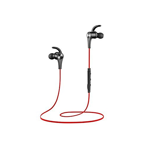 47d7eda366b SoundPEATS Bluetooth Headphones Magnetic in-Ear Wireless Earbuds 4.1 Stereo  Bluetooth Earphones for Sports Running with Mic (8 | Best Buy Canada